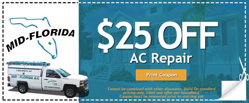 Ac Repair Debary Central Air Conditioning Maintenance Service