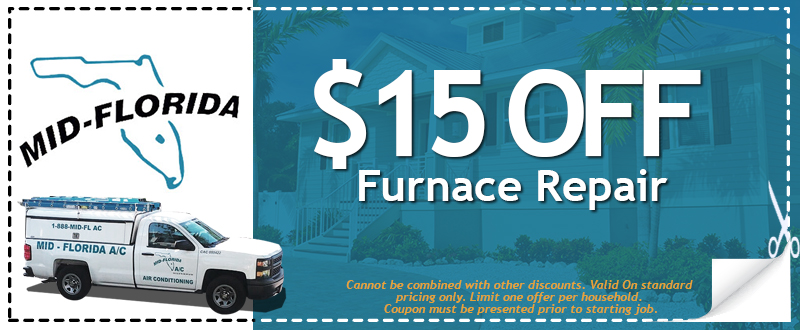 Local Furnace Repair Service Company In Debary